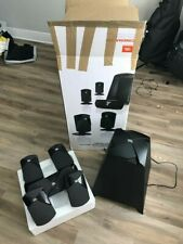 JBL Cinema 300 5.1 speakers & subwoofer