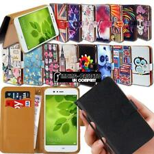 For Huawei Ascend Y Series SmartPhones Leather Smart Stand Wallet Case Cover