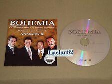 Bohemia El Romanticismo A Su Maxima Expresion Volumen 2 Bmg 2000 Cd Mexico