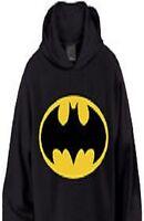Mens Superman Batman Hoodie Sweatshirt Pullover Hooded Jumper