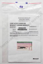 New 508885-B21 HP MS W2008 SBS STD 5 USR CAL LICENSE