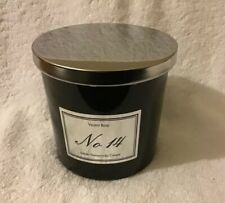 Aldi Luxury 2 Wick Candle No.14 Velvety Rose