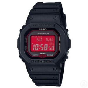 Casio G-Shock Special Adrenaline Red Edition Bluetooth Digital Watch GWB5600AR-1