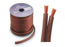 FOCAL ES4 Flat Kabel Lautsprecher Spule Von 12 Meter 100% Ofc Kupfer > 4 MM