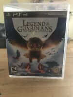 Legend of the Guardians: The Owls of Ga'Hoole (PS 3, 2010) Complete