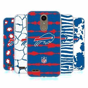 OFFICIAL NFL BUFFALO BILLS ART SOFT GEL CASE FOR LG PHONES 1