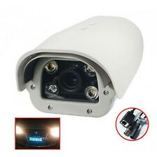 License Plate Recognition IP Camera 1080P Strong compatibility 12V 6-22mm Onvif