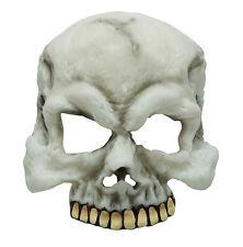 Metà Teschio Viso Maschera Glow in Dark teschio scheletro faccia Fantasma Halloween Fancy Dres