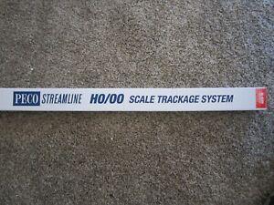 HO Scale PECO STREAMLINE SL-8300 Code 83 NS 3' Flex Track w/Wooden Ties 25-pack