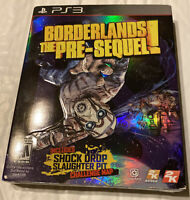 PlayStation 3 PS3 Video Game - Borderlands The Pre-Sequel! (New Sealed) Free Shp