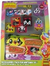 Moshi Monsters DS Accessory Pack Moshling 10 in 1 NDS AU Version