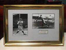 Authentic Babe Ruth Memorabilia