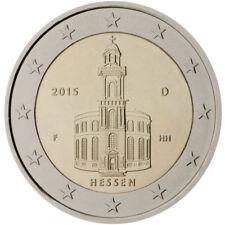 Germany / Deutschland - 2 Euro Hessen