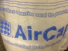 8 ROLLS AIRCAP BUBBLE WRAP - 60 m X 750 MM WIDE + FREE 24h