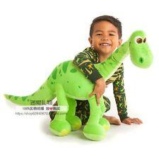 "New Disney The Good Dinosaur Green Arlo Stehend 19 1/2"" Plush Doll"