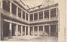 PADOVA - CORTILE DELL'UNIVERSITA' - SANSOVINO 1908