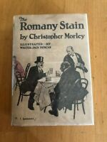 Christopher Morley - The Romany Stain -  First Edition 1926