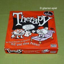 Therapy Psycho-Klassiker Rote 3. Edition Unbespielt von Parker 1A Top! Rar!