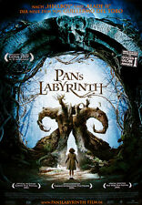 Pan's Labyrinth ORIGINAL A 1 Kinoplakat TOP-Fantasy