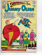 DC SUPERMAN'S PAL JIMMY OLSEN #59 SILVER AGE COMIC