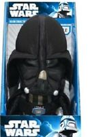 "STAR WARS TALKING DARTH VADER 9"" ELECTRONIC CHARACTER PLUSH COLLECTORS TOY NEW"