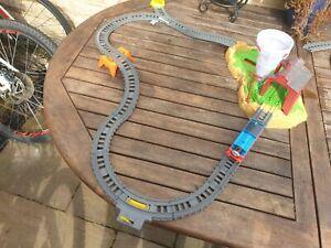 Thomas And Friends Trackmaster Twisting Tornado Set With original Thomas