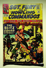 Sgt. Fury and his Howling Commandos #20 (Jul 1965, Marvel) - Good-