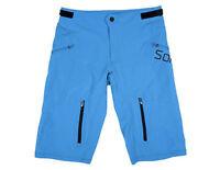 Sombrio Pinner Men's Mountain Bike Mtb Baggy Cycling Shorts Size XS Blue New
