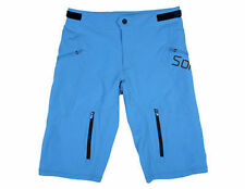 Sombrio Pinner Men's Mountain Bike Mtb Baggy Cycling Shorts Size XS Blue New