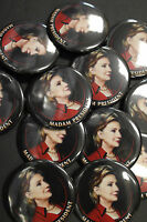 2016 Hillary Clinton Buttons Madame President Lot Of 25 Brand New FREE SHIPPING