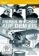 Sieben Wochen auf dem Eis * DVD komplette Abenteuer-Zweiteiler Pidax Neu Ovp