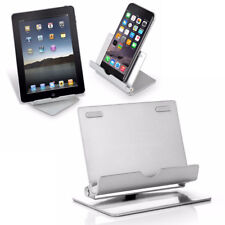 Tablet Pc Mobile Phone Smartphone Desk Stand Holder Support 360 Degree Rotatable