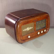 Radio giradischi in legno ALLOCCHIO E BACCHINI RADIALBA modello 226 F