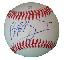 The Office Brian Baumgartner Signed Autographed Baseball CSI LAX Proof COA