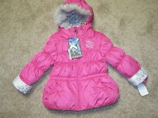 ZeroXposur Girl's Winter Jacket Size M 4T - New