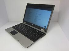 HP ProBook Laptop 6555b w/ AMD P320 2.10 GHz + 4GB RAM + 160GB HD No OS
