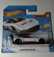 Aston Martin Vulcan Hot Wheels 2020 Case E Factory Fresh 6/10 Mattel