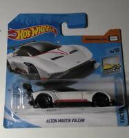Aston Martin Vulcan Hot Wheels 2020 Case E Factory Fresh 6/10 Mattel
