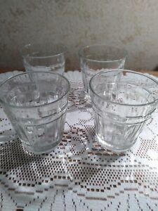 Longaberger Woven Traditions Set of 4 -12oz Tumbler Drinking Glasses