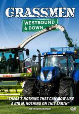 GRASSMEN - Westbound & Down DVD