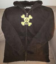 Paul Frank Mens XL Skull & Bones hoodie