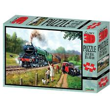 Watching Kevin Walsh Nostalgia Collection Super 3D Puzzles 500 Pieces