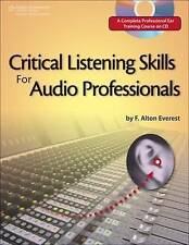 Critical Listening Skills for Audio Professionals-ExLibrary
