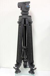 Vinten Vision Blue 5 Fluid Head w/2-Stage Alum. Tripod, Spreader Feet Warranty