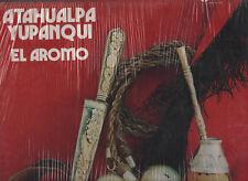 ATAHUALPA YUPANQUI disco LP 33 giri MADE in MEXICO 11 songs EL AROMO