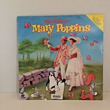 Walt Disney's Mary Poppins Laserdisc