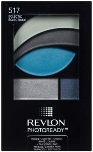 REVLON PHOTOREADY PRIMER EYE SHADOW 517 Electric + Sparkle