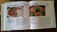 HARDCOVER Better Homes and Gardens New Dieter's Cookbook RECIPES cooking kitchen