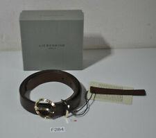 Gürtel Liebeskind Berlin Damen Gürtel Leder 80cm (F284-R57)