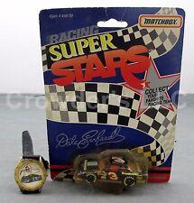 Matchbox Racing Super Stars Dale Earnhardt 3 Car Sportivi Stainless Steel Watch